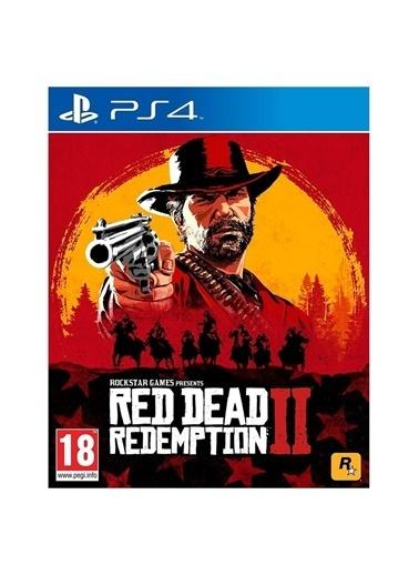 Sony Red Dead Redemption 2 PS4 Oyun Renkli